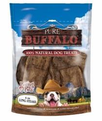 Pure Buff Lung Steak 4oz