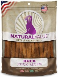 Soft Chew Duck Sticks14oz