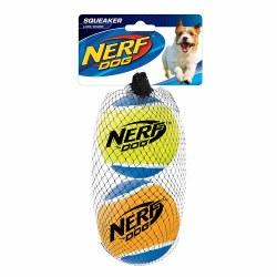 Squeak Tennis Balls 4pk XS 1.7