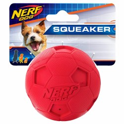 Soccer Squeak Ball Small 2.5in