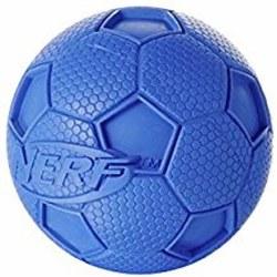 Soccer Squeak Ball Med 3.25 in