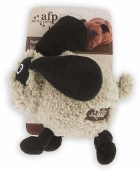 All For Paws Lamb Cuddle Ball Bouncers Assorted Dog Toy