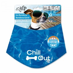 All For Paws Chill Out Ice Bandana Medium