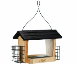 6 Quart Cedar Double Suet Feeder