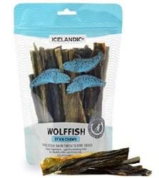 Icelandic+Wolffish Skin Chews