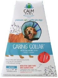 Caring Collar wCalming Disk MD