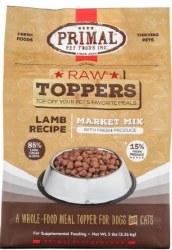 Primal MarketMix Lamb 5lb