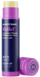 Honest Paws CBD Relief PetBalm