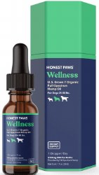 CBD Oil For Dogs 250mg Level 2