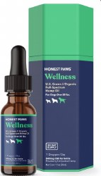 CBD Oil For Dogs 500mg Level 3
