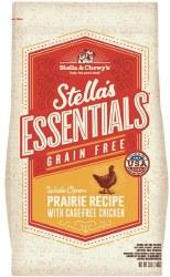 Stellas Essentials Grain Free W/Chicken & Lentils