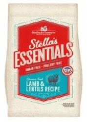 Stella Essentials Grain Free W/Lamb & Lentils 25lb