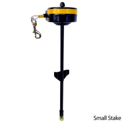 RetractableTieOut w/Stake 30lb