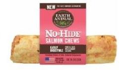 Earth Animal No Hide 7 Inch Salmon Chew