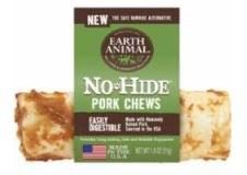 Earth Animal No Hide 4 Inch Pork Chew
