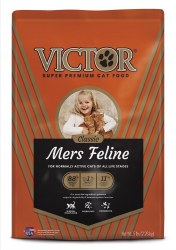 Victor Mers Classic Multi Pro Dry Cat Food 5lb