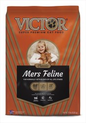 Victor Mers Classic Multi Pro Dry Cat Food 15lb