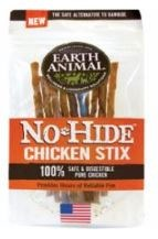 Earth Animal No Hide 10 Count Chicken Sticks