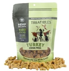Treatibles TurkeySmMed75ct