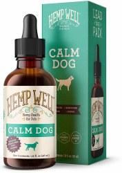 Hemp Well Calm Pet 2oz