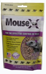 MouseX 8oz Bag Rodenticide