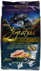 Zignature Catfish Dry Dog Food 4lb