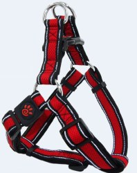Athletica AirStep Harness Maroon Xtra Large