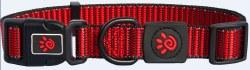 3/4 X 13.5 - 19 Martini Collar Red