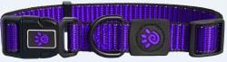 3/4 X 13.5 - 19 Martini Collar Purple
