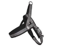 VARIO NeopreneHarness Lrg Grey