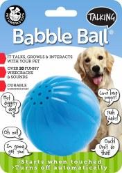 Barkball Talking Large Blue