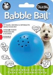 Barkball Talking Medium Blue