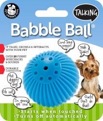 Barkball Talking Small Blue