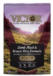 Victor Select Lamb Meal and Brown Rice Dry Dog Food 5lb