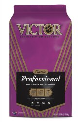 Victor Professional Formula Dry Dog Food 40lb