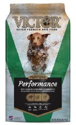 Victor Performance Formula Dry Dog Food 40lb