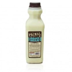 Priimal Raw Goat Milk 1 Quart
