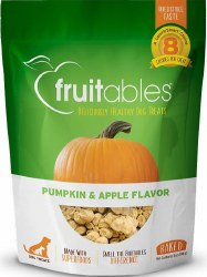 Fruitables Pumpkin/Apple 7oz