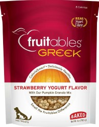 Fruitables Strwbrry Yogurt 7oz