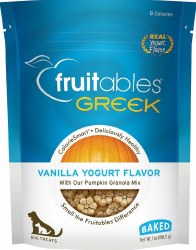 Fruitables Vanilla 7oz