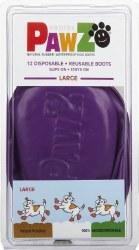 Pawz Dog Boots 12pk Large