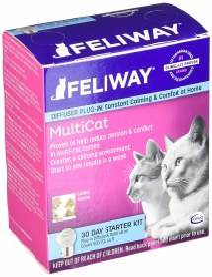 Feliway Multicat Starter Kit 30 Days