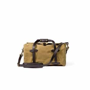 Rugged Twill Duffle Bag Small