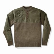 Henley Guide Sweater