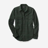 Women's Pioneer Wool Shirt