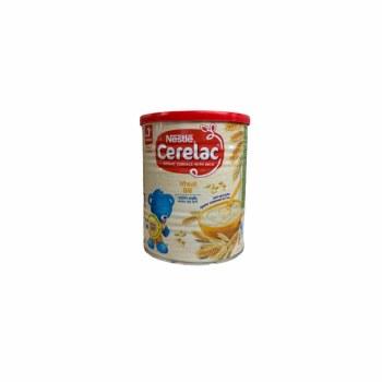 Cerelac Wheat W Milk 400g