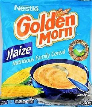 Golden Morn Maize Cereal 1.1kg