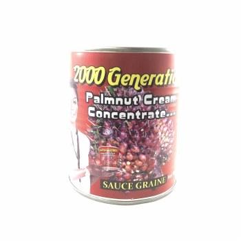 2000 Generation Palmnut Cream