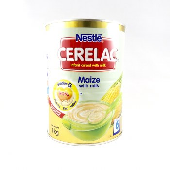 Nestle Cerelac Maize 1kg
