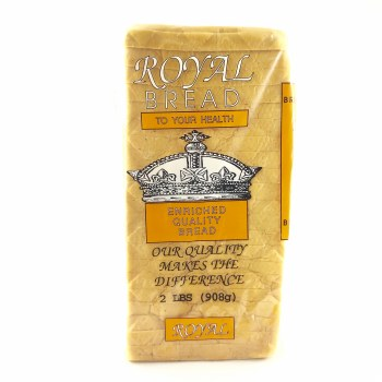 Royal Butter Bread 2lb